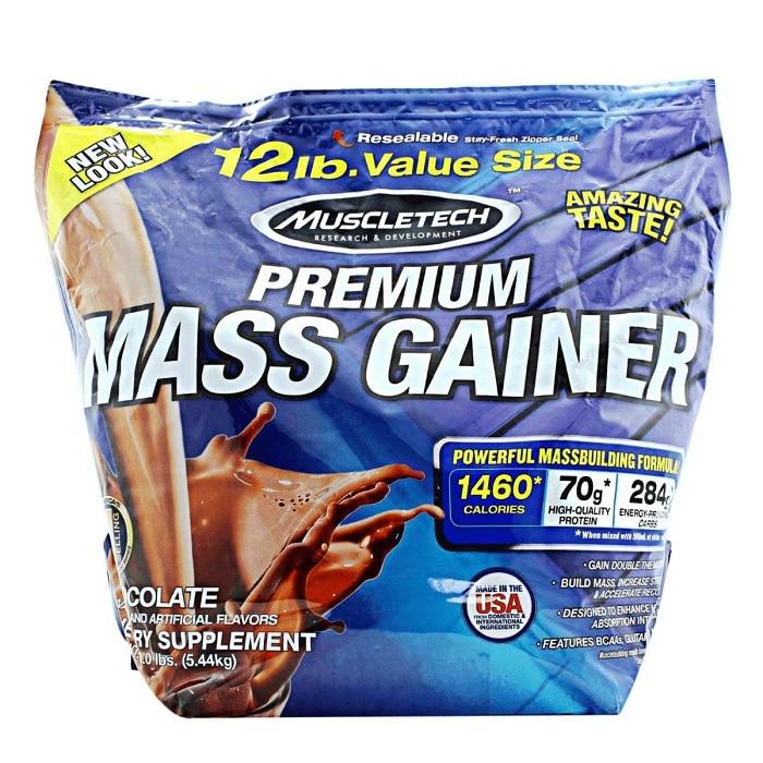 Sữa tăng cơ tăng cân Premium Mass Gainer.