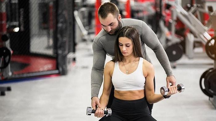 tập gym có giảm cân không
