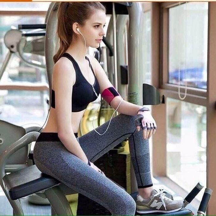 tập gym nữ có giảm cân không