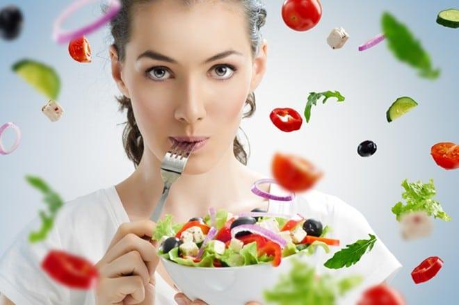 Ăn đầy đủ dưỡng chất sẽ giúp bạn tăng cân nhanh hơn