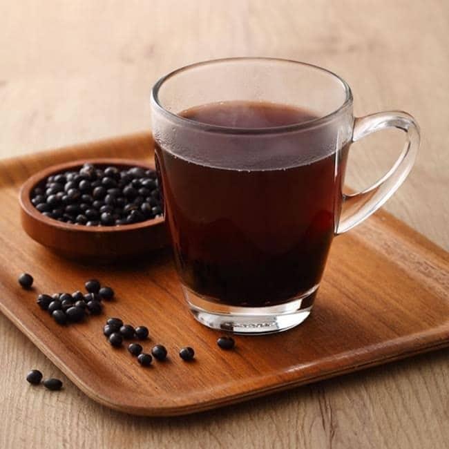 uống nước đỗ đen rang có tác dụng gì