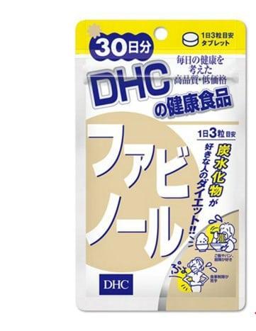 Đậu trắng giảm cân DHC.