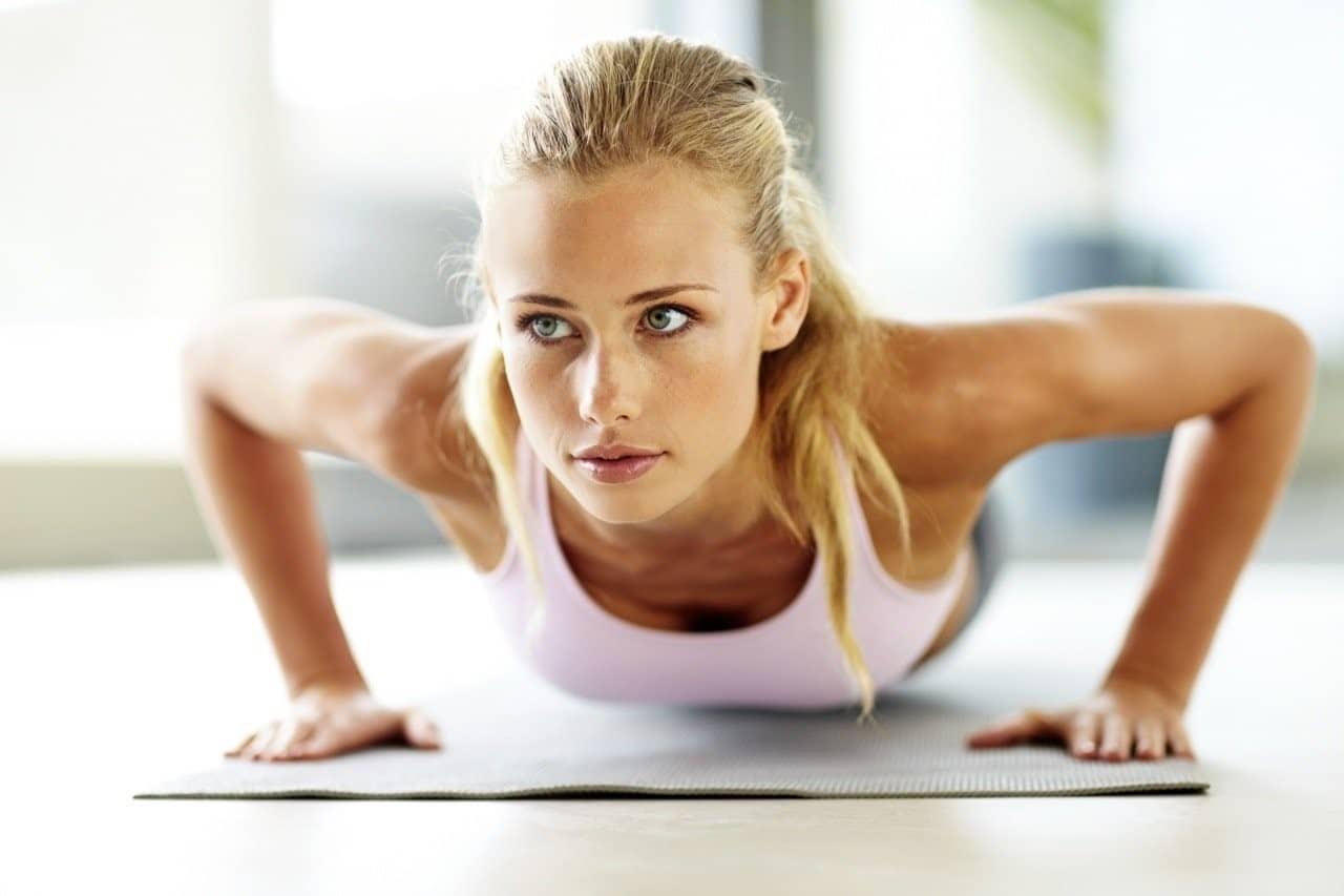 Yoga Chống đẩy nhẹ nhàng