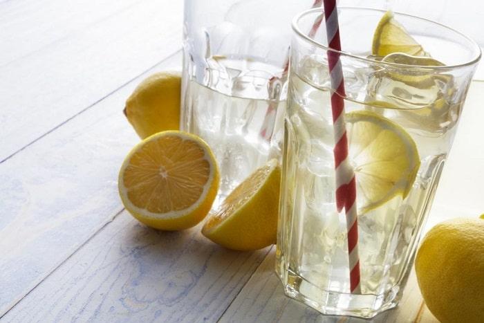 cách làm nước uống giảm cân tại nhà