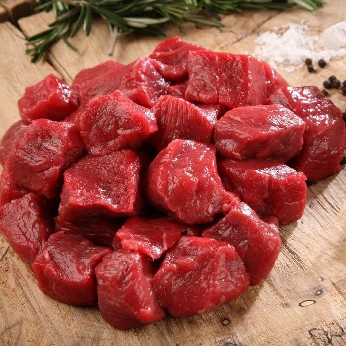 Hàm lượng calo trong 100g thịt bò