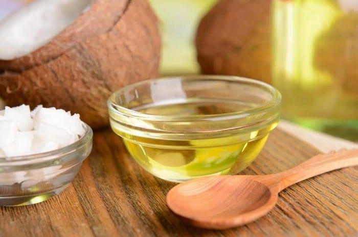dầu dừa giảm cân