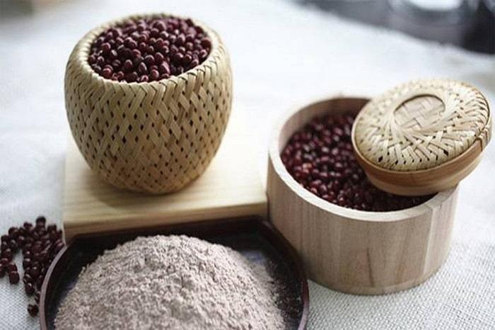 tăng cân bằng bột đậu