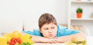 cách giảm mỡ bụng cho trẻ em béo phì