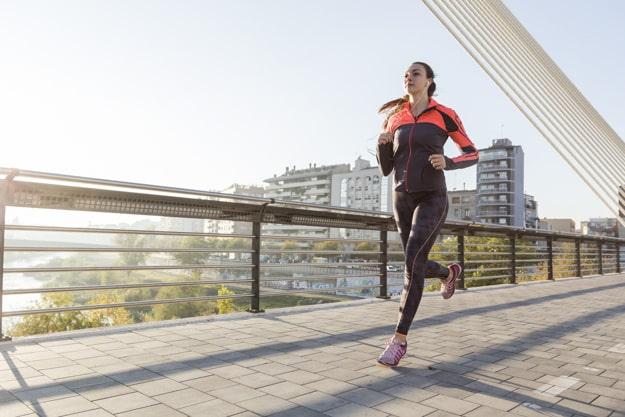 bài tập giảm mỡ bụng nhanh trong 3 ngày như chạy bộ
