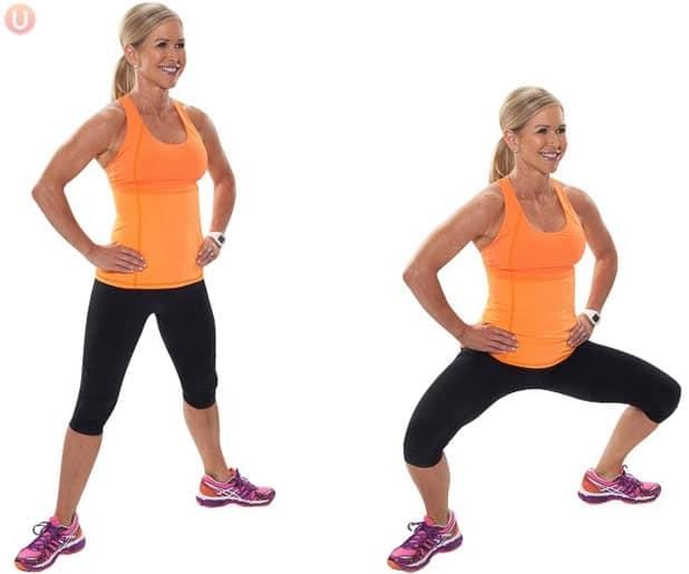 giảm mỡ phần bụng trên