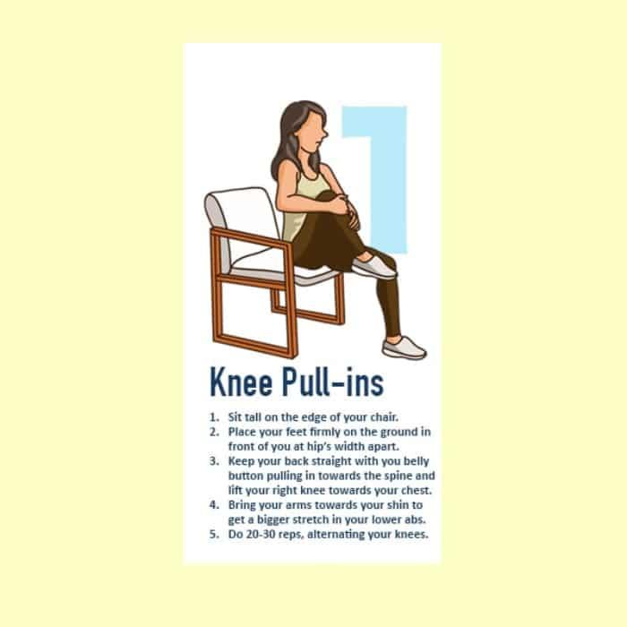 cách ngồi giảm mỡ bụng