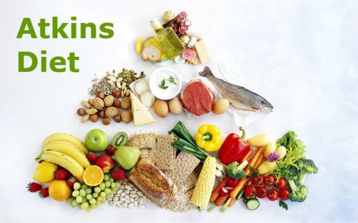 Các loại thực phẩm cần lưu ý khi ăn kiêng Atkins