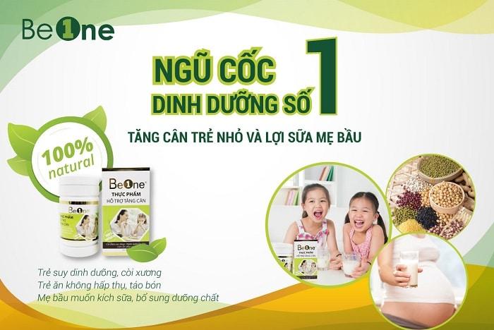 Bột ngũ cốc tăng cân dinh dưỡng dành cho bé và lợi sữa cho mẹ.