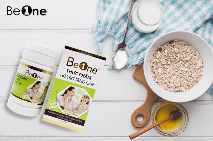Thành phần chính của ngũ cốc Beone là gồm các loại hạt từ thiên nhiên.