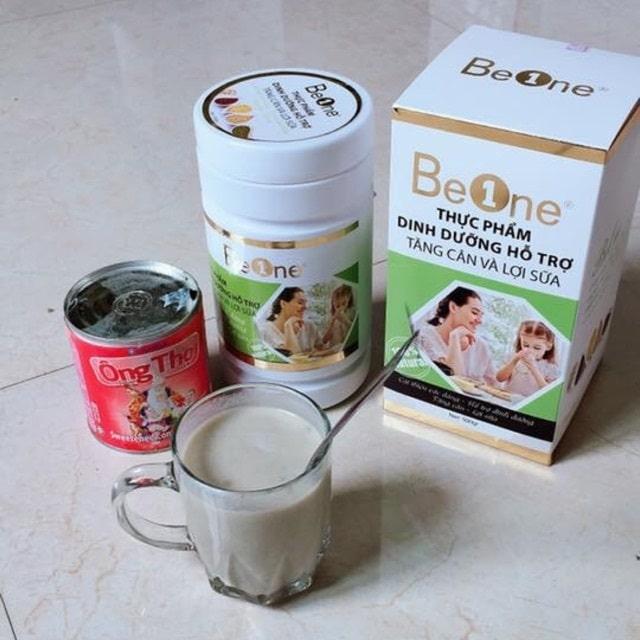 Cách pha ngũ cốc Beone cũng khá đơn giản để bạn có thể thưởng thức ngay loại sữa dinh dưỡng này.
