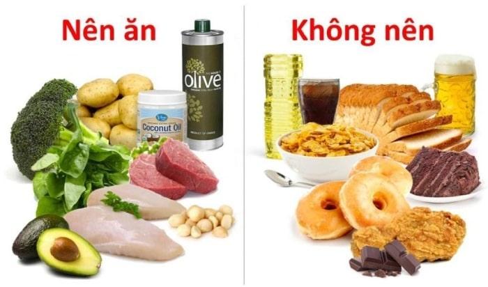 chế độ ăn das