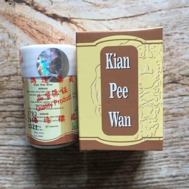 tác dụng phụ của thuốc tăng cân kian pee wan