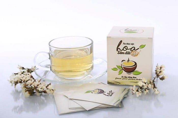 trà giảm béo