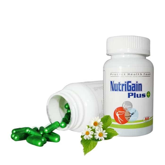 Thuốc tăng cân NutriGain Plus+