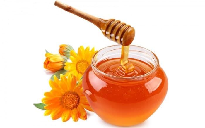 uống mật ong tăng cân
