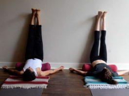 tập yoga trị đau lưng