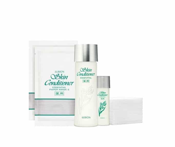 albion skin conditioner