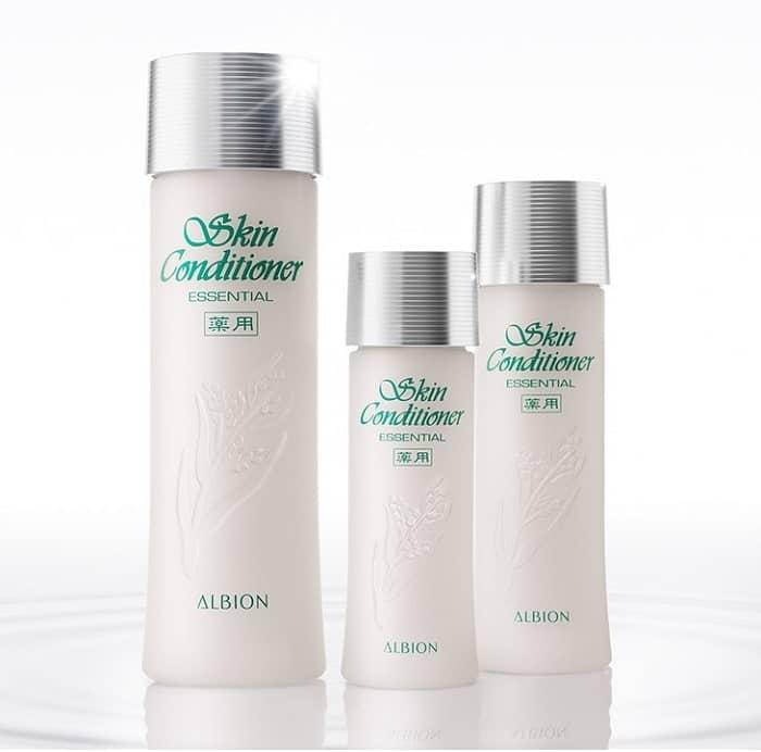 albion skin conditioner giá