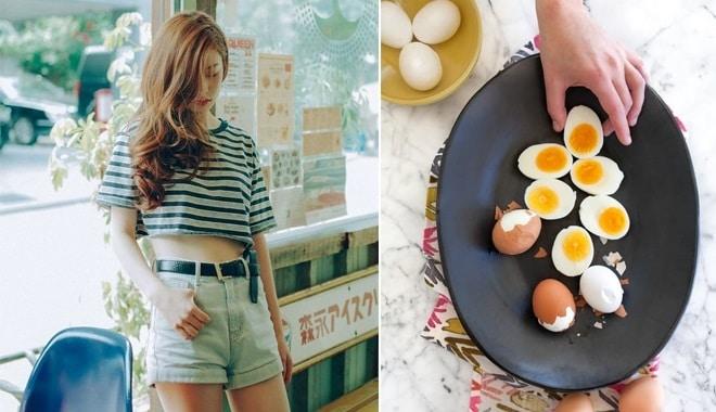 Giảm cân với trứng hiệu quả sau 1 tuần