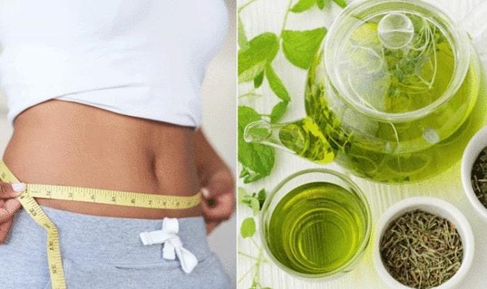 Uống trà xanh mỗi buổi sáng để giảm cân, giảm mỡ bụng