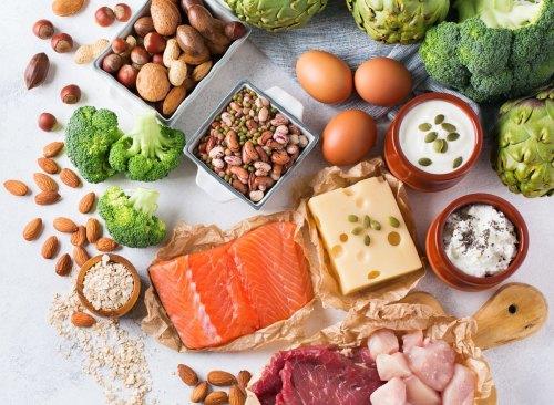 Bổ sung protein cách giảm cân nhanh và hiệu quả