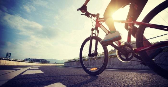 đạp xe có giảm cân không