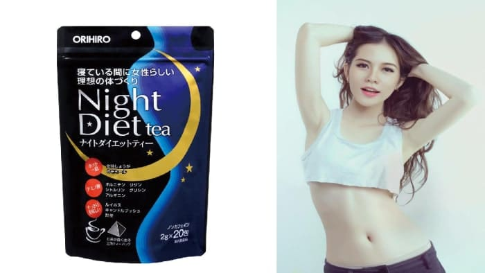 night diet tea