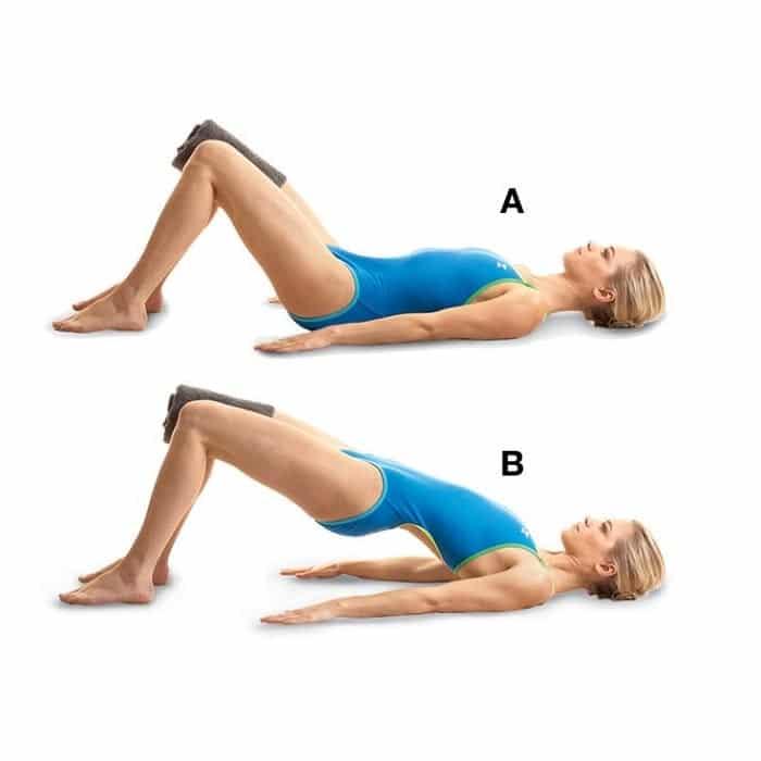 pilates giảm cân toàn thân
