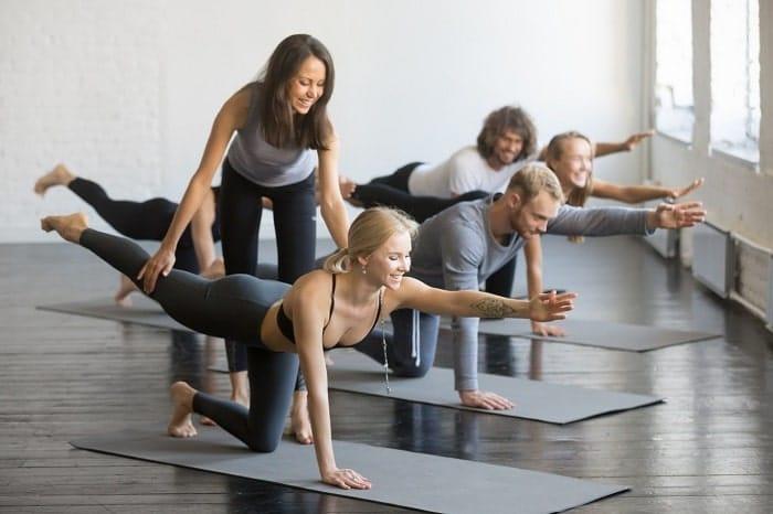 pilates yoga là gì