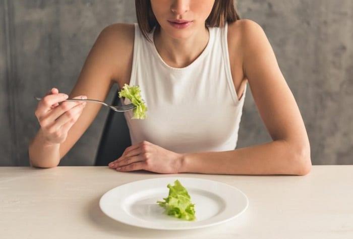 vì sao giảm cân không thành công