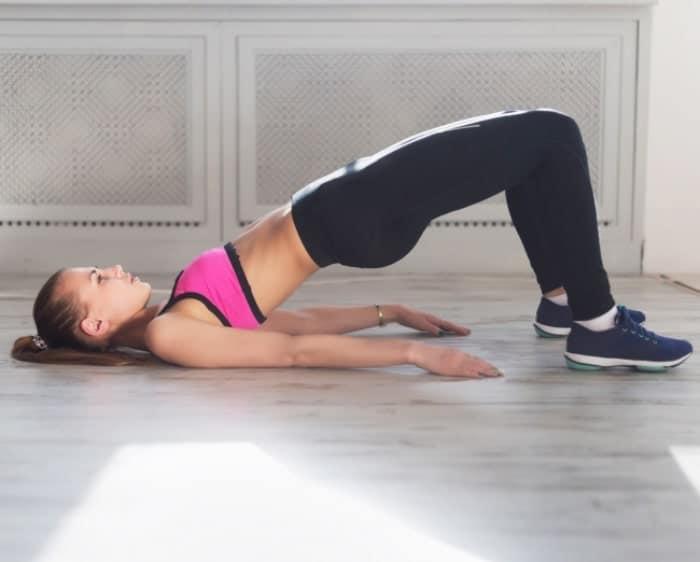 tập thể dục nhẹ trước khi ngủ