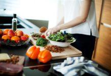 Thực đơn giảm cân bằng rau củ quả luôn được nhiều người áp dụng