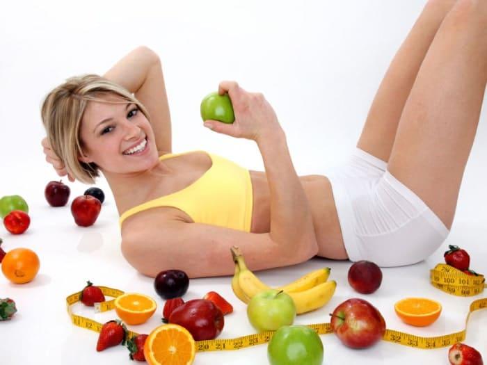 thực đơn giảm cân bằng trái cây