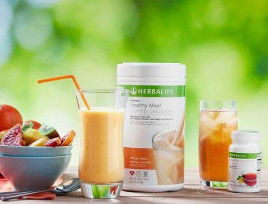 Thực đơn giảm cân với Herbalife bạn có thể tham khảo.