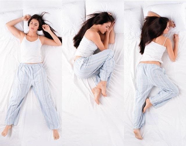 giảm cân khi ngủ