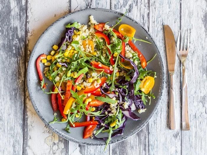 ăn chay có giảm cân không