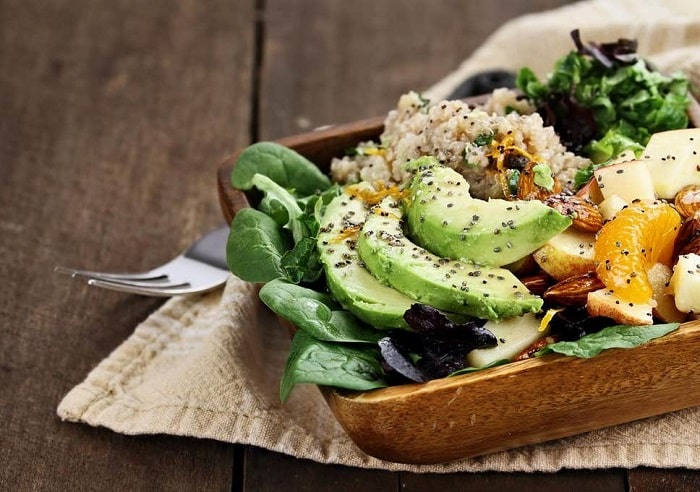 ăn chay có giảm cân