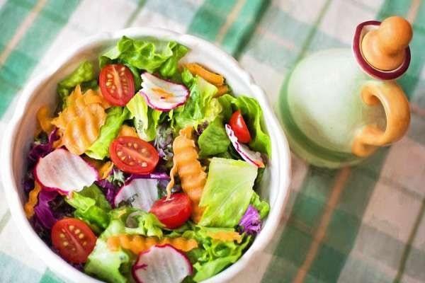 ăn cơm chay có giảm cân không