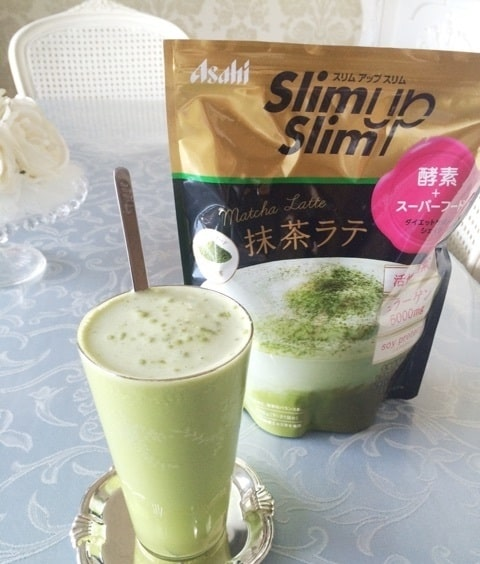 slim up slim asahi