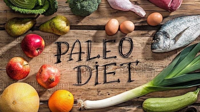Chế độ ăn kiêng Paleo Diet.