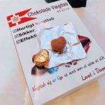 kẹo socola giảm cân đan mạch