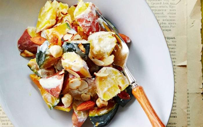salad hoa quả giảm cân