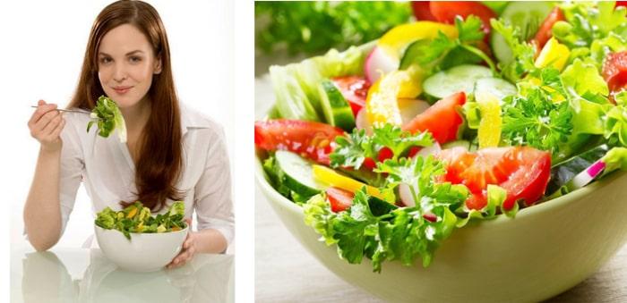 nước sốt salad giảm cân