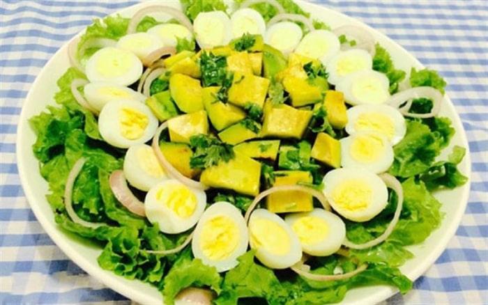 ăn salad giảm cân