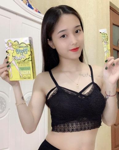 Thạch giảm cân Fudi Body Confidence Hàn Quốc phù hợp cho cả nam và nữ